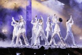 BTS-ի օնլայն համերգը՝ Գինեսի ռեկորդների գրքում․ Աշխարհում ամենամասշտաբայինն է