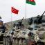 Азербайджан  объявил о совместных маневрах с Турцией