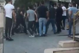 В Стамбуле азербайджанцы напали на армян