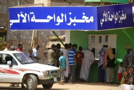 10 million in Sudan facing food shortages