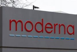 Moderna-ն ուզում է ԱՄՆ-ին պատվաստանյութի 2 դեղաչափը վաճառել $50-ից $60-ով