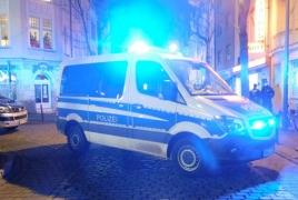 Azerbaijanis attack German hookah bar owned by Armenian businessman