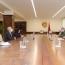 Министр обороны Армении и посол Ирана обсудили эффективность борьбы против беспилотников