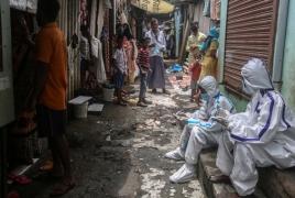 У обитателей трущоб Мумбаи самый высокий уровень коллективного иммунитета к коронавирусу