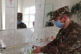 Минобороны РА: У 30 призывников диагностирован коронавирус