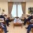 ՀՀ և Արցախի ԱԳՆ ղեկավարներ․ Պետսահմանին և շփման գծում միջազգային մշտադիտարկման մեխանիզմների ներդրումը կարևոր է