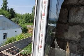 Այգեպարում վերսկսվել է կիսակառույց տան շինարարությունը