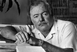 Ernest Hemingway's published works littered with errors – study