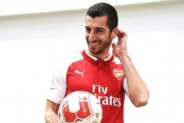 Report: Arsenal boss Mikel Arteta puts Henrikh Mkhitaryan up for sale