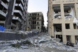 Ущерб от взрыва в Бейруте оценен в $3-5 млрд