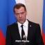 Медведев: Диаспоры Армении и Азербайджана должны ощущать свою ответственность