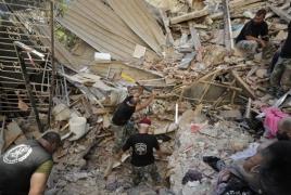 Число жертв взрыва в Бейруте превысило 150: ЕС выделит Ливану более 33 млн евро