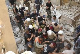 Բեյրութում պայթյունից հետո ավելի քան 60 մարդ անհետ կորած է