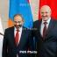 Пашинян поздравил Лукашенко с переизбранием