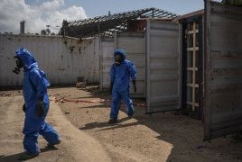 Dangerous chemicals discovered in Beirut port