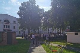 В Белоруссии забастовка  набирает обороты