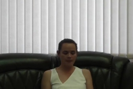 Տիխանովսկայայի՝ ցույցերը դադարեցնելու կոչը նկարահանվել է երկրի ԿԸՀ նախագահի գրասենյակում