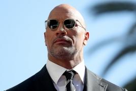Дуэйн Джонсон вновь возглавил список самых высокооплачиваемых актеров по версии Forbes