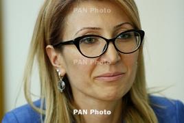 Депутат от «Светлой Армении» Мане Тандилян сложила полномочия