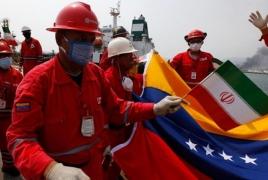 Report: U.S. seizes Iranian gas heading for Venezuela