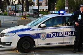 Azeri envoy to Serbia arrested on suspicion of embesslement