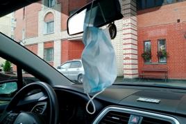 Մեքենաներում դիմակ կրելու պահանջը հանվել է․ Պարետատունը մեղմացրել է դիմակի կրման որոշ սահմանափակումներ