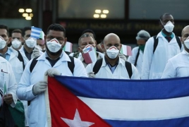 Cuba beginning clinical trials of Covid-19 vaccine
