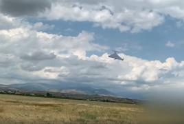 Հայկական արտադրության նոր հարվածային ԱԹՍ է փորձարկվում