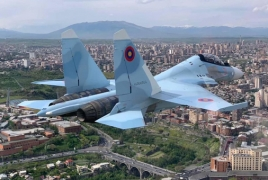 Russia says ready to discuss supply more Su-30 fighters to Armenia