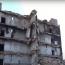«Ձյունիկի» շենքը նորից չեն կարողացել ամբողջությամբ պայթեցնել