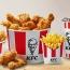KFC drops