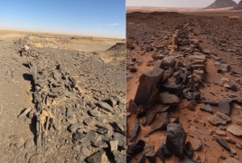 Prehistoric structures in Saudi Arabia among world's oldest monuments