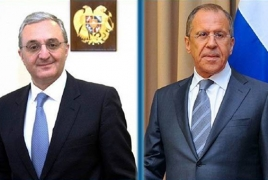Armenian, Russian Foreign Ministers talk Karabakh over the phone