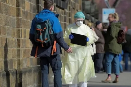Germany reports increase in coronavirus infections from abroad