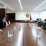 Տոնոյանը և ՀՀ-ում Վրաստանի դեսպանը քննարկել են հայ-վրացական գործակցության հարցեր