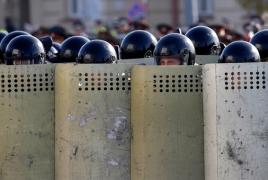 Путин создал резерв силовиков для Белоруссии