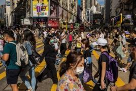 В Гонконге 1 сентября начнется массовое тестирование на Covid-19