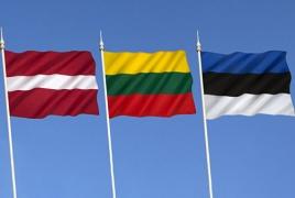 Литва, Латвия и Эстония вводят санкции против Лукашенко и белорусских чиновников