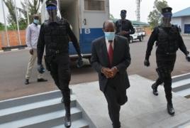 Арестован прототип героя фильма  «Отель «Руанда», спасший тысячи людей во время геноцида