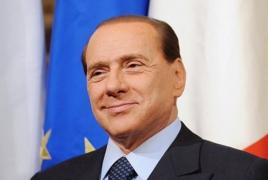 Italy ex-PM Silvio Berlusconi tests positive for Covid-19