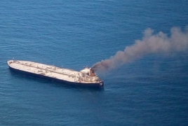 Oil tanker towed from Sri Lanka shoreline amid spill fears