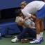 Djokovic kicked out of U.S. Open after hitting line judge with ball