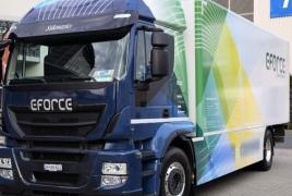В Армении предлагают освободить от НДС маленькие грузовики массой до 5 т