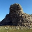 Из-за снижения уровня озера Ван армянская крепость Арчеш появилась над водой