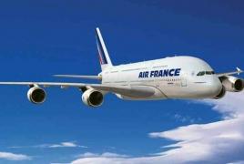 Air France-ը վերսկսում է Փարիզ-Երևան կանոնավոր չվերթերը