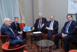 OSCE mediators want to meet Armenian, Azerbaijani Foreign Ministers