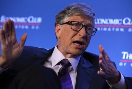 Gates: Coronavirus pandemic has set the world back by decades