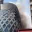 Բեյրութում հրդեհվել է Զահա Հադիդի նախագծած շենքը