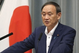 Yoshihide Suga confirmed as Japan's new PM