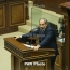 Пашинян: Армения не ставит каких-либо предусловий в переговорах, этим занят Азербайджан